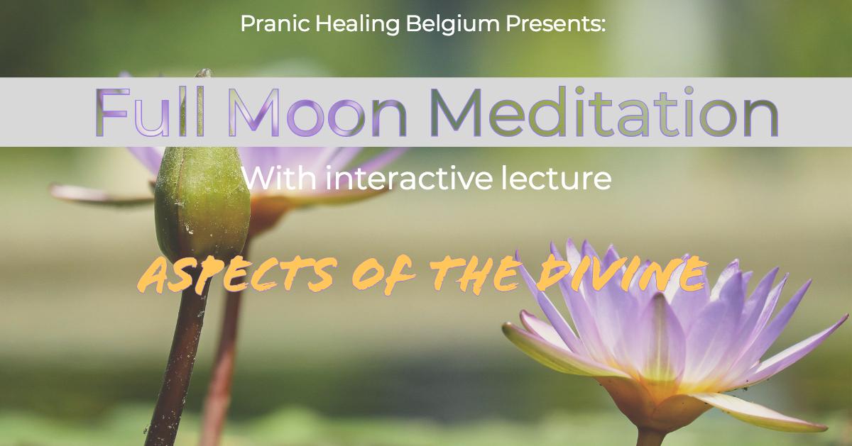 Full Moon Meditation @Santidas | Brussels