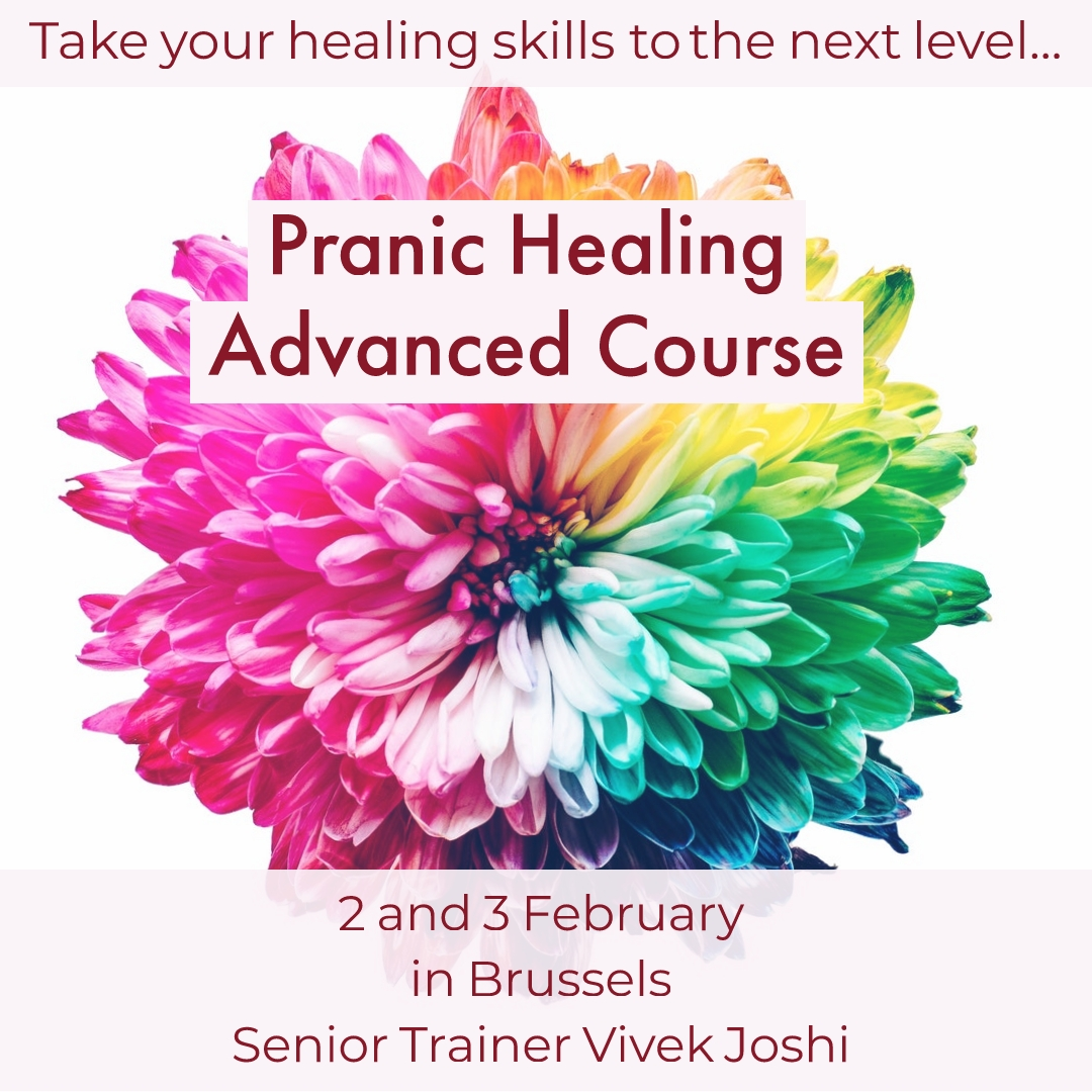 Advanced Pranic Healing    Brussels