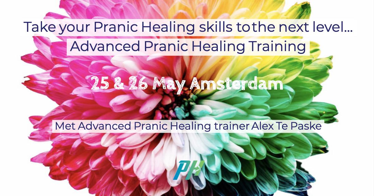 Advanced Pranic Healing  | Amsterdam